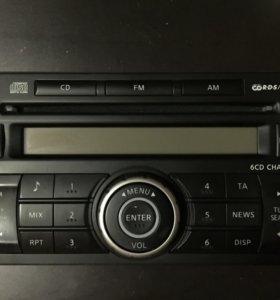 Оригинальная магнитола для Nissan Pathfinder R51