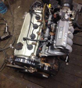 Митсубиси 4G63 Двигатель