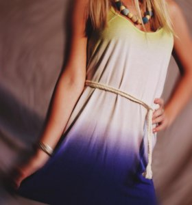 Летнее платье 🌈☀️