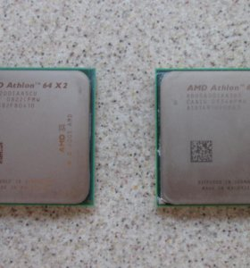 Процессоры AMD Athlon 64 X2