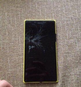 Nokia Lumia на запчасти