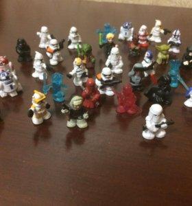 Игрушечные солдатики Star Wars: Fighter Pods