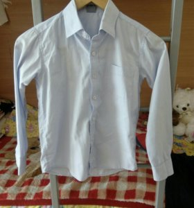 Рубашка в школу на мальчика