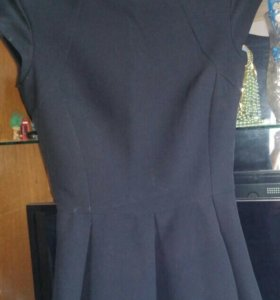 Платье женское. Черное.