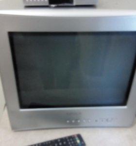 телевизор с цифровой приставкой