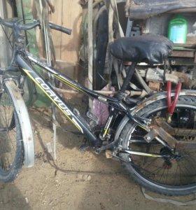 Велосипед скоростнои