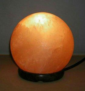 Солевая лампа Шар