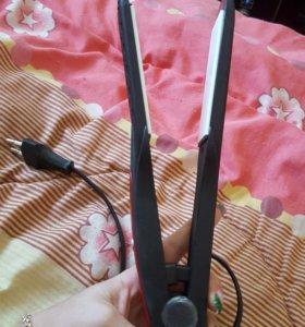 Выпрямитель(утюжок) для волос