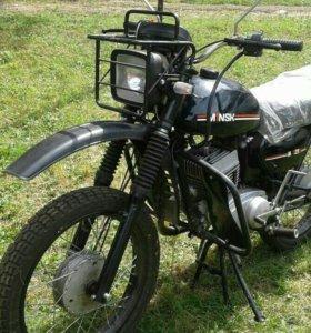 Мотоцикл Минск-125