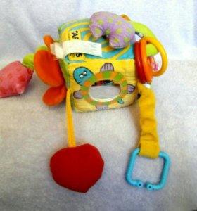 Фирменные развивающие игрушки для самых маленьких