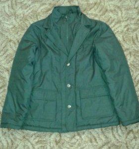 Куртка современная в классическом имполнении