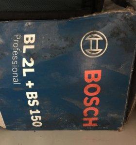 Лазерный уровень Bosch BL 2L
