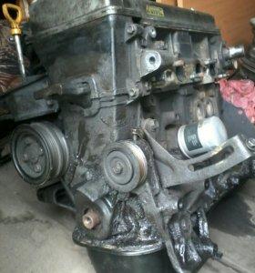 Двигатель 4А от TOYOTA SPRINTER
