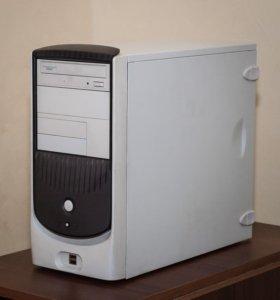 Компьютер (системный блок) Celeron E3500, 2.7 ГГц