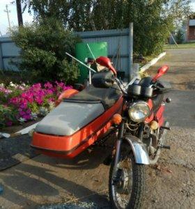 Мотоцикл ИЖ Юпитер 5