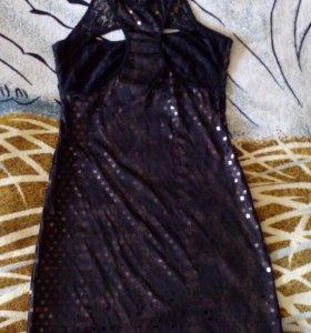 Платье раз 44.