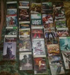 Диски для Xbox 360 пиратка.