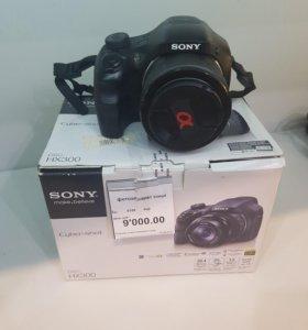 Цифровой фотоаппарат sony dsc hx300