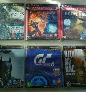 Игры Sony PS 3