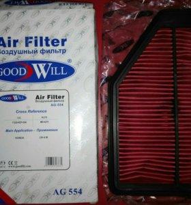 Продаю воздушный фильтр на Honda CRV