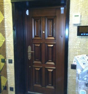 Металлическая дверь 800*2000