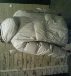 Куртка зимняя баон