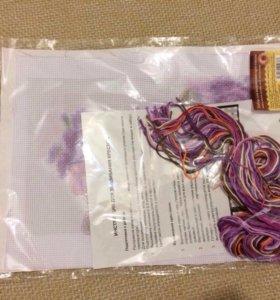 Набор для вышивания крестиком с мулине
