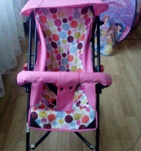 Детская коляска тросиь