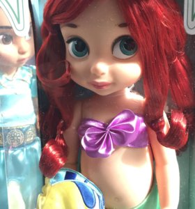 Кукла Дисней аниматорс Disney Animators