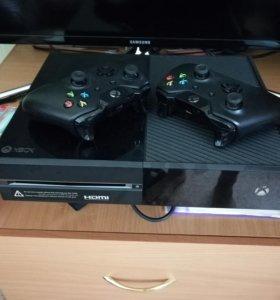 Xbox ONE 2 геймпада