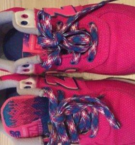 Детские кроссовки new balance kl574 33 размер