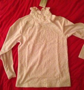 Блузка новая для девочки