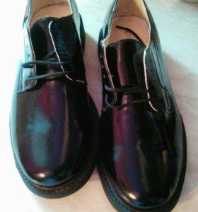 Ботинки ! Новые!!!
