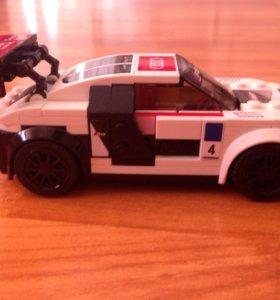 Машинки из Лего