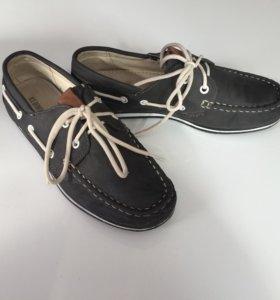 Макасины туфли на мальчика Kedo