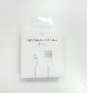 Оригинальный lightning usb iphone 5,6,7