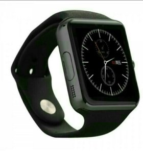 Умные смарт часы smart watch Gt 08 black