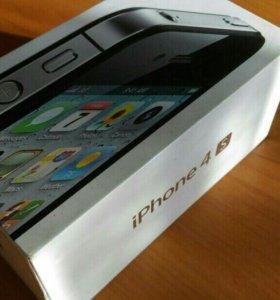 Коробка iPhone 4S 16G