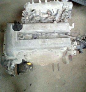 Двигатель sr20.ниссан. В разбор.
