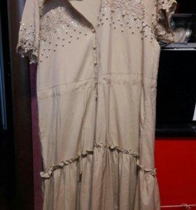Платье новое размер 54/56