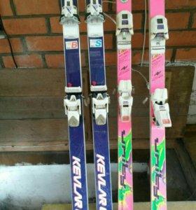 Горные лыжи!!!