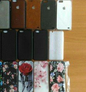 Бампера IPHONE 6-6S