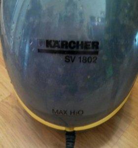 Пылесос с парогенератором Karcher SV 1802