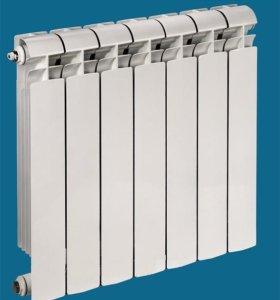 Замена батарей (радиаторов) отопления