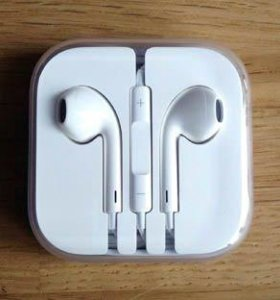 Наушники эпл Apple EarPods (original)