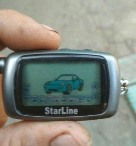 Брелок Star line