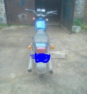 Мотоцикл ИЖ-5