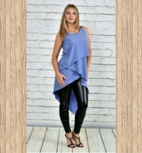 Блуза Размеры с 42 по 74