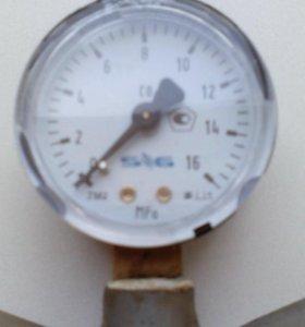 Приспособление для замера давления(газ)