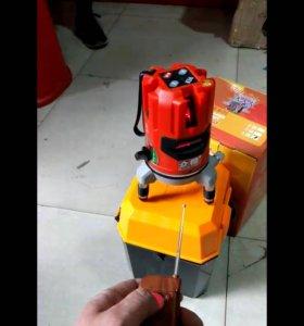 Лазерный уровень с пультом